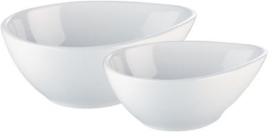Simply Large Tear Shaped Bowl 14.5cm (6 Pack)