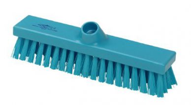 Blue Deck Scrub Stiff Bristle