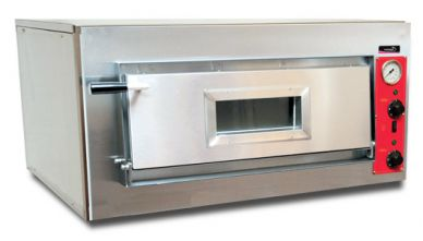 Pantheon Electric Single Deck Pizza Oven (4 x 12