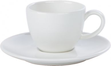 Simply Tableware Espresso Saucer (6 Pack)