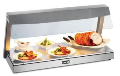 Lincat LD3 Heated Display With Gantry 1130mm Wide