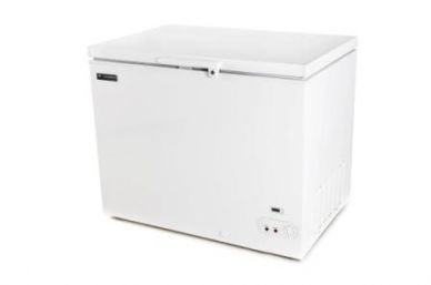 MIDAS 450 White Commercial Chest Freezer 1270mm Wide