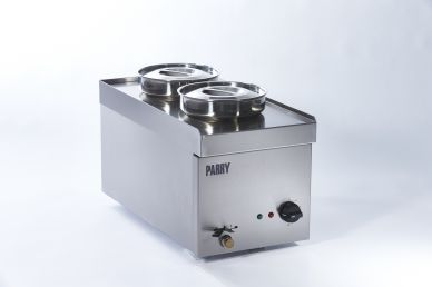 Parry NPWB2 Electric Wet Well Bain Marie 3kW