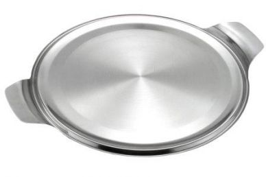 Stainless Steel Cake Plate 30cm