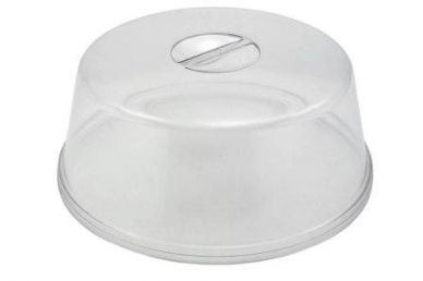 Clear Polycarbonate Cake Cover 30cm