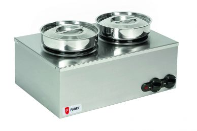Parry CBM2 Electric Wet/Dry Bain Marie 220W