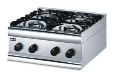 Lincat HT6/N Nat Gas Boiling Top Hob 4 Ring