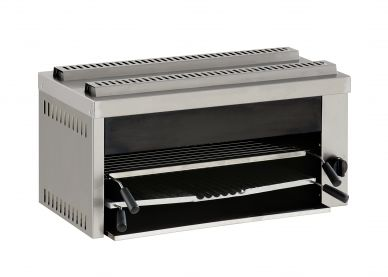 Parry 7073 Natural Gas Salamander Wall Grill 13.7kW