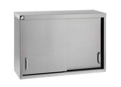 Stainless Steel Sliding Door Wall Cupboard (1200mmx330x600)
