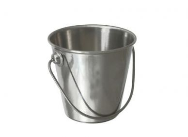 Premium Stainless Steel Serving Bucket 37cl