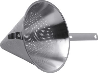 Stainless Steel Conical Strainer 6 3/4 inch