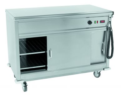 Parry MSF9 Mobile Flat Top Servery
