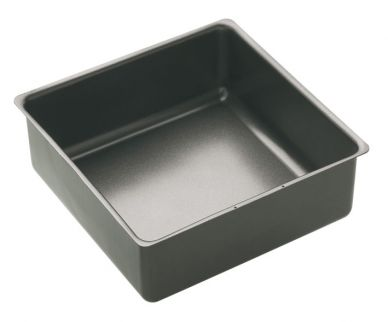 Master Class Non-Stick 20cm Loose Base Deep Square Cake Pan