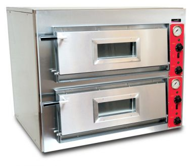Pantheon Pizza Oven Electric Twin Deck (8x12