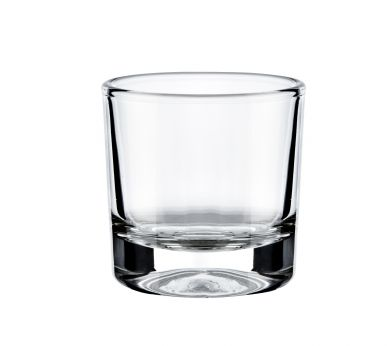 Genware Chupito Shot Glass 4cl (1.4oz) 47mm H x 47mm Dia (12 Pack)