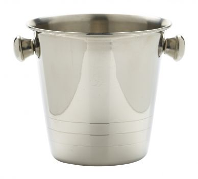 Mini Stainless Steel Ice Bucket 65cl/23oz
