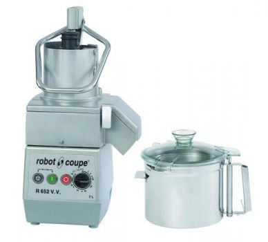 Robot Coupe R652VV Variable Speed Food Processor