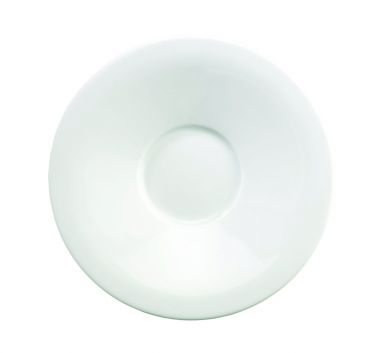 Art De Cuisine Broad Rim Saucer For CR375,CR376 (6 Pack)