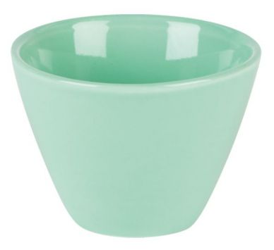Simply Tableware Green Conic Bowl 8oz (6 Pack)