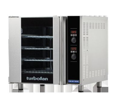 Blue Seal E32D4 Digital 4 Tray Electric Convection Oven 6.5kw