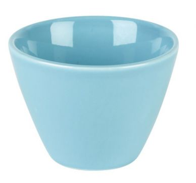 Simply Tableware Blue Conic Bowl 8oz (6 Pack)