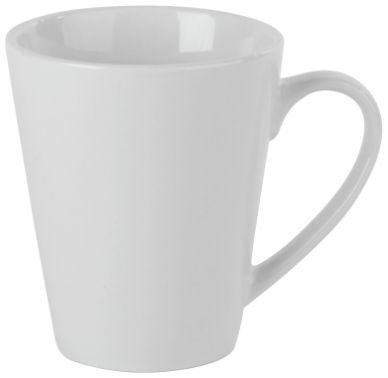 Simply Tableware 10oz Conical Mug (6 Pack)