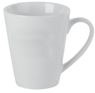 Simply Tableware Conical Mug 12oz (6 Pack)