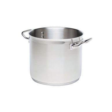 Stockpot 8L 24cm Dia  20cm High