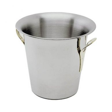 Stainless Steel Tulip Design Wine Bucket