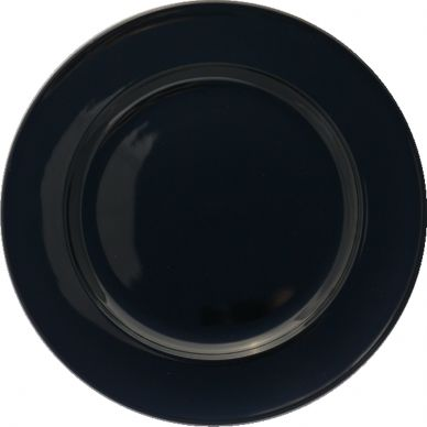 Simply Black Winged Plate 25.5cm/10