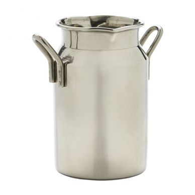 Stainless Steel Mini Milk Churn 14cl/5oz