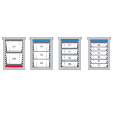 Genware Thermobox Frontloader 1/1 GN (93ltr) | Joynsons