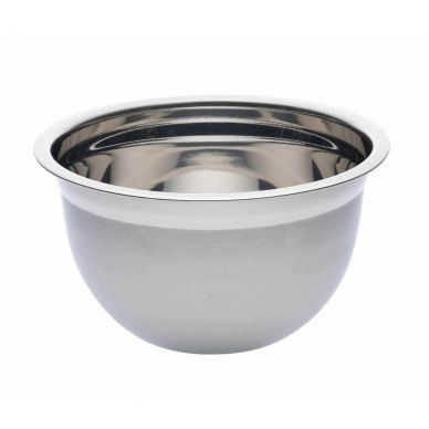 Kitchen Craft Deluxe Stainless Steel 21.5cm Bowl