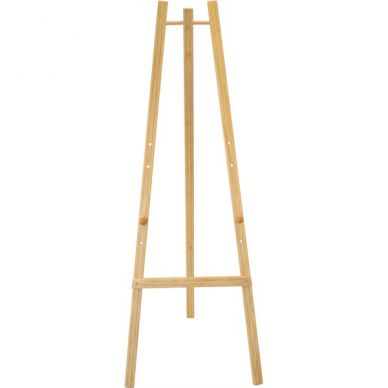 Easel Teak Colour Height 165cm