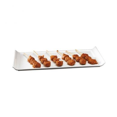 RGFC Narrow Rectangular Serving Platter 33 x 17cm (Pack 3)