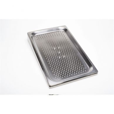 Stainless Steel Gastronorm Full Size - 5 Spike Meat Dish 25mm