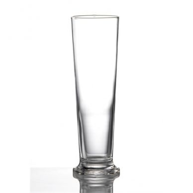 Pilsner Straight Beer Glass 38cl/13.25oz (6 Pack)