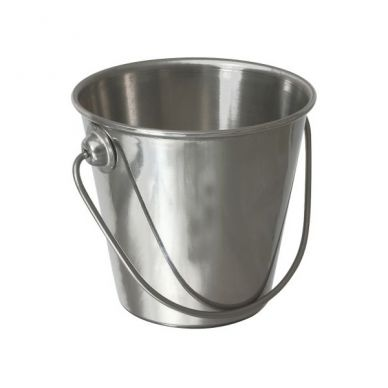 Premium Stainless Steel Serving Bucket 15cl