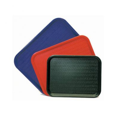 Blue Fast Food/Cafeteria Tray 45.7 cm x 35.6cm