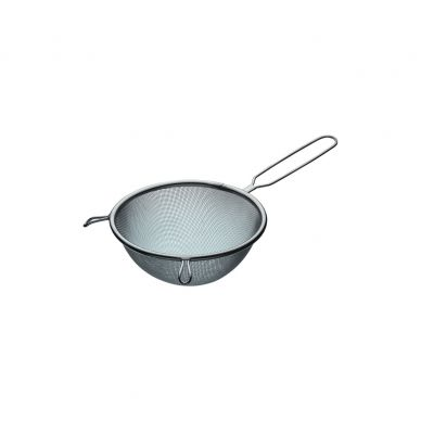 Kitchen Craft Stainless Steel 16cm Round Sieve