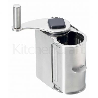 Kitchen Craft Italian Stainless Steel Parmesan Grater