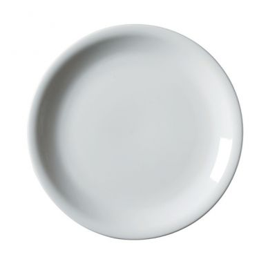 Royal Genware Narrow Rim Plate 22cm (6 Pack)