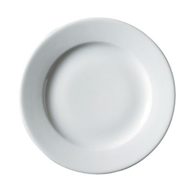Royal Genware Classic Winged Plate 19cm (6 Pack)