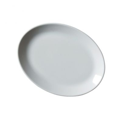 Royal Genware Oval Plate 28cm (6 Pack)