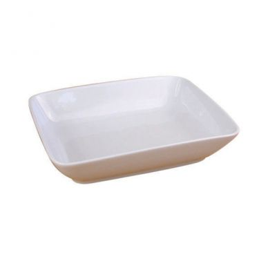 Royal Genware Rectangular Dish 19cm x 14.5cm x 4cm (6 Pack)