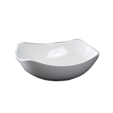 Royal Genware Rounded Square Bowl 20cm (6 Pack)