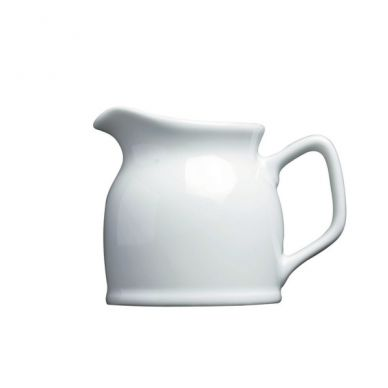 Royal Genware Porcelain Jug 7cl (2.5oz) (6 Pack)