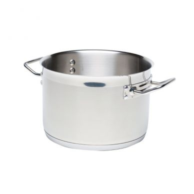 Stainless Steel Casserole Pan 8 ltr