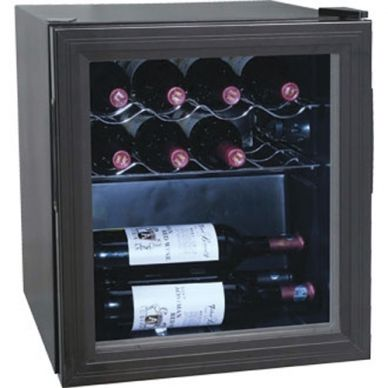 Polar Glass Door Wine Cooler 11 Bottles