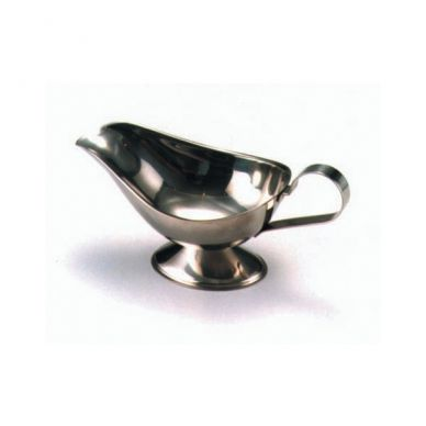 Stainless Steel Sauce Boat (450ml)